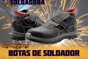 Las mejores botas de soldador