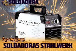 Las mejores soldadoras Stahlwerk